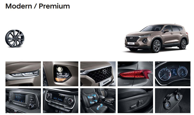 Chi tiết Hyundai Santa Fe thế hệ mới trước giờ ra mắt - Ảnh 14.