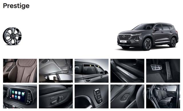 Chi tiết Hyundai Santa Fe thế hệ mới trước giờ ra mắt - Ảnh 17.