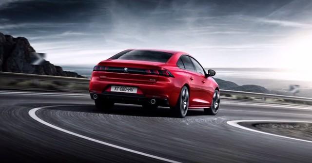 Peugeot 508 thế hệ mới cá tính hơn trước đây với nanh sư tử nổi bật - Ảnh 9.