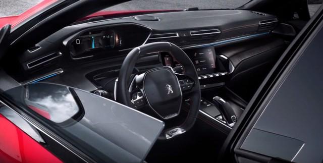 Peugeot 508 thế hệ mới cá tính hơn trước đây với nanh sư tử nổi bật - Ảnh 6.