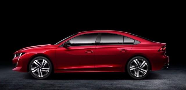Peugeot 508 thế hệ mới cá tính hơn trước đây với nanh sư tử nổi bật - Ảnh 3.