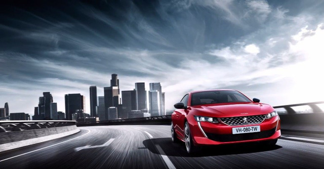 Peugeot 508 thế hệ mới cá tính hơn trước đây với nanh sư tử nổi bật - Ảnh 8.