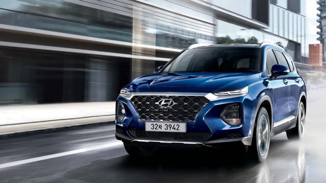 Chi tiết Hyundai Santa Fe thế hệ mới trước giờ ra mắt - Ảnh 12.