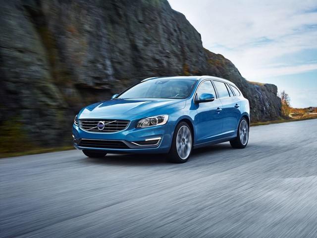Volvo xác nhận sẽ sớm ra mắt V60 Cross Country - Ảnh 1.