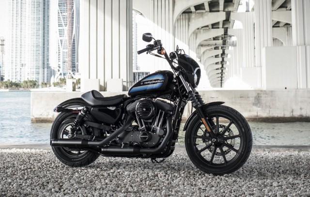 Harley-Davidson ra mắt Forty-Eight Special và Iron 1200 hoàn toàn mới - Ảnh 1.