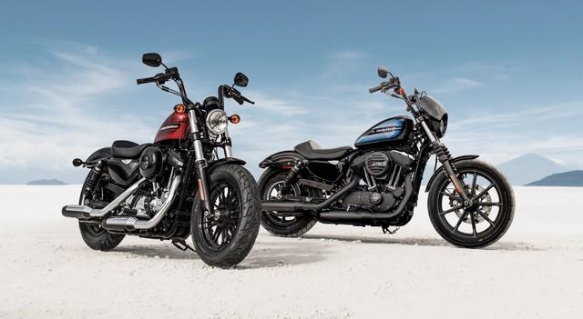 Harley-Davidson ra mắt Forty-Eight Special và Iron 1200 hoàn toàn mới - Ảnh 3.