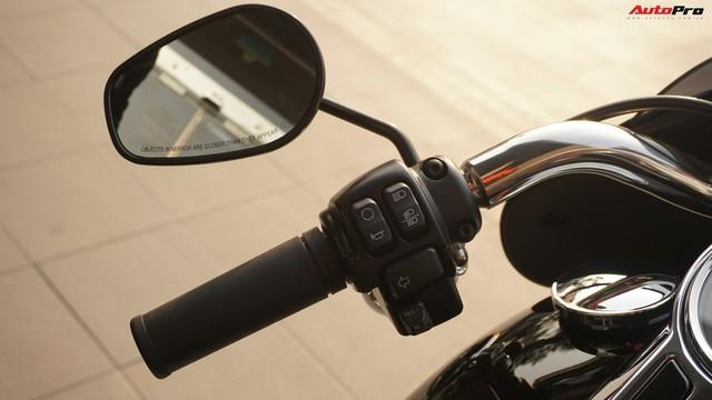 [Video] Cận cảnh Harley-Davidson Sport Glide chính hãng đầu tiên tại Hà Nội - Ảnh 10.