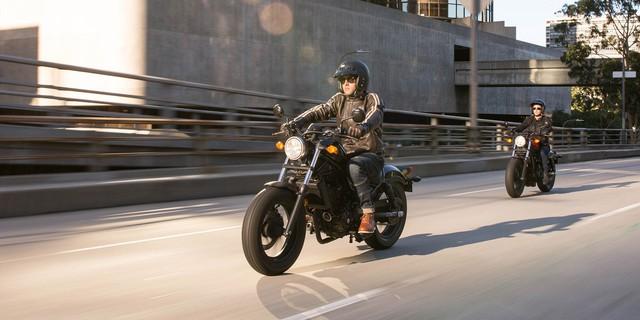 Rebel 300 ABS giá 125 triệu đồng - Cơ hội lớn của Honda Việt Nam - Ảnh 3.