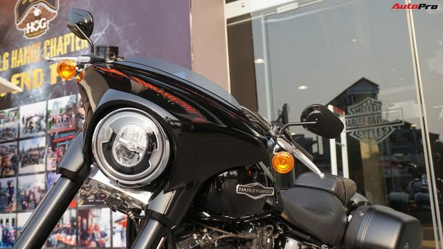 [Video] Cận cảnh Harley-Davidson Sport Glide chính hãng đầu tiên tại Hà Nội - Ảnh 2.