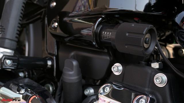 [Video] Cận cảnh Harley-Davidson Sport Glide chính hãng đầu tiên tại Hà Nội - Ảnh 8.
