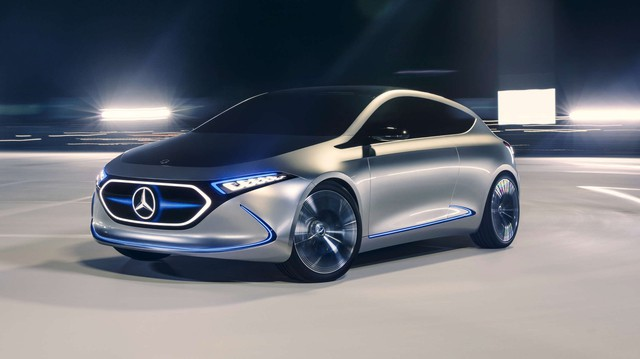 Mercedes-Benz công khai 5 bí mật chưa từng tiết lộ