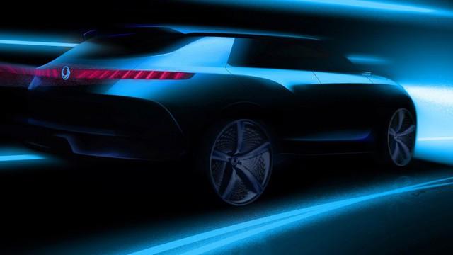 SsangYong hé lộ SUV điện cạnh tranh Honda CR-V - Ảnh 2.