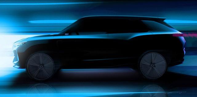 SsangYong hé lộ SUV điện cạnh tranh Honda CR-V - Ảnh 3.