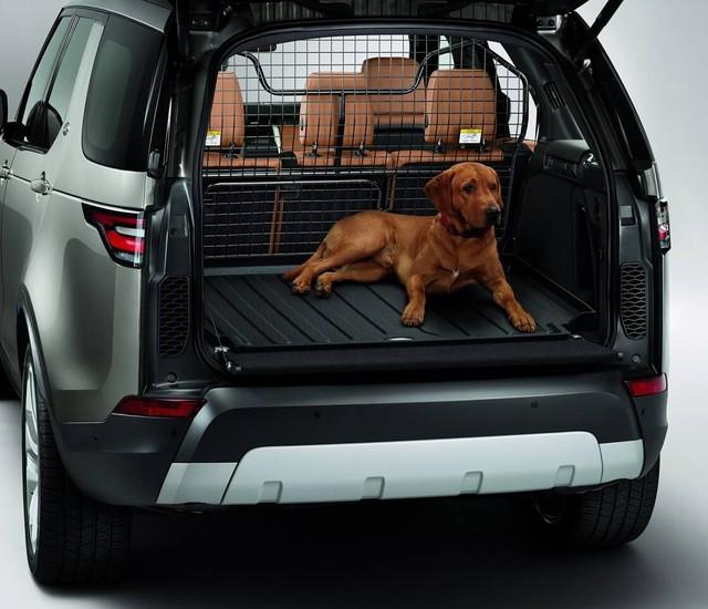 Chào năm Mậu Tuất, Land Rover ra mắt gói phụ kiện dành cho… chó cưng - Ảnh 3.