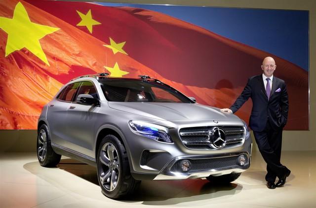 Hãng xe Trung Quốc nắm giữ Volvo rót 9 tỷ USD vào công ty mẹ của Mercedes-Benz - Ảnh 2.