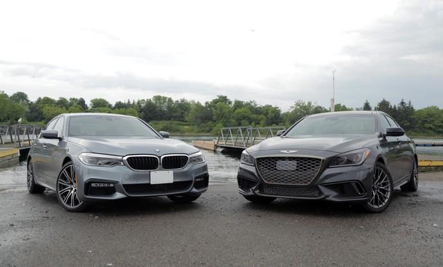 Genesis vượt mặt Audi, BMW, Porsche - Khi xe Hàn đáng tin hơn cả xe Đức - Ảnh 2.