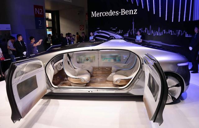 Liệu con người có còn lái ô tô vào năm 2040? - Ảnh 3.
