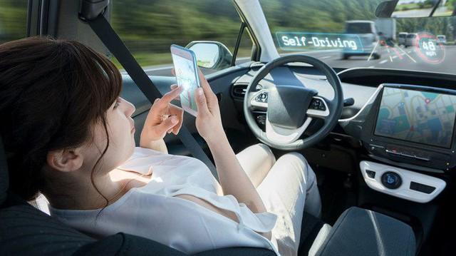 Liệu con người có còn lái ô tô vào năm 2040?