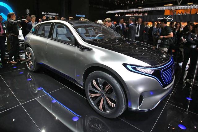 Hãng xe Trung Quốc nắm giữ Volvo rót 9 tỷ USD vào công ty mẹ của Mercedes-Benz - Ảnh 1.