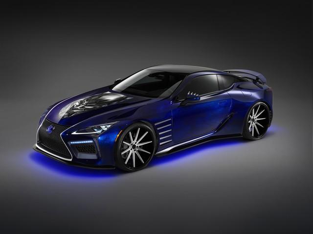 Black Panther có đủ sức giúp Lexus giải cơn khát vua xe sang tại Mỹ 7 năm qua? - Ảnh 8.
