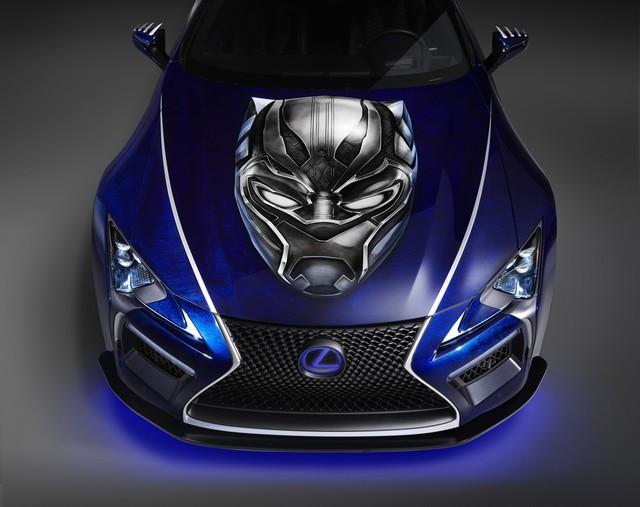 Black Panther có đủ sức giúp Lexus giải cơn khát vua xe sang tại Mỹ 7 năm qua? - Ảnh 10.
