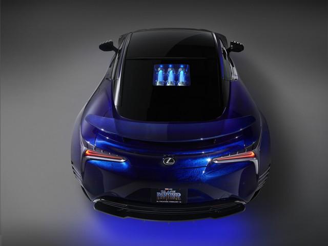 Black Panther có đủ sức giúp Lexus giải cơn khát vua xe sang tại Mỹ 7 năm qua? - Ảnh 9.
