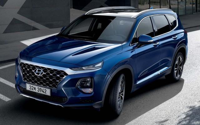Vì sao Hyundai Santa Fe 2019 vẫn ưu ái máy dầu? - Ảnh 1.