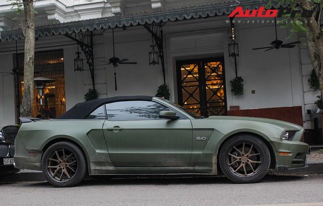 Ngắm Ford Mustang độc nhất Việt Nam độ widebody của chồng ca nương Kiều Anh - Ảnh 16.