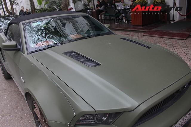 Ngắm Ford Mustang độc nhất Việt Nam độ widebody của chồng ca nương Kiều Anh - Ảnh 8.