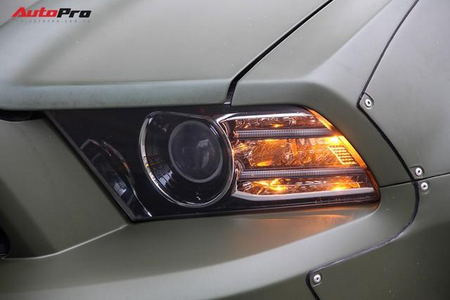 Ngắm Ford Mustang độc nhất Việt Nam độ widebody của chồng ca nương Kiều Anh - Ảnh 10.