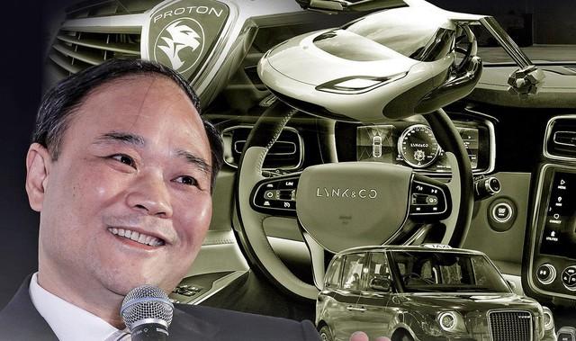 Chân dung tỷ phú Trung Quốc vừa trở thành cổ đông cá nhân lớn nhất của công ty mẹ Mercedes-Benz - Ảnh 3.