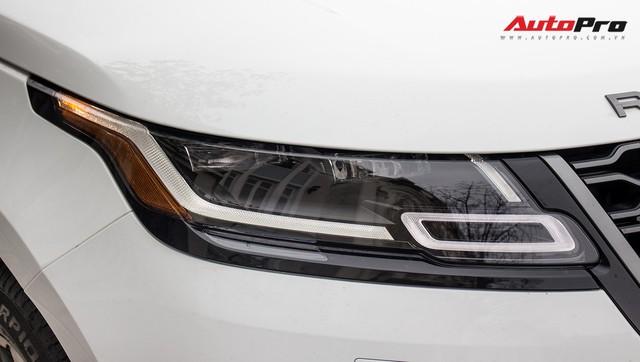 Chi tiết Range Rover Velar SE P250 R-Dynamic đầu tiên tại Hà Nội - Ảnh 5.