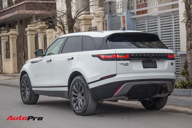 Chi tiết Range Rover Velar SE P250 R-Dynamic đầu tiên tại Hà Nội - Ảnh 9.