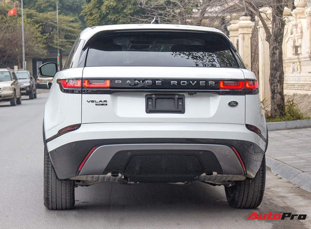 Chi tiết Range Rover Velar SE P250 R-Dynamic đầu tiên tại Hà Nội - Ảnh 13.