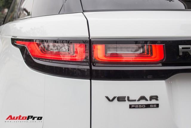 Chi tiết Range Rover Velar SE P250 R-Dynamic đầu tiên tại Hà Nội - Ảnh 15.