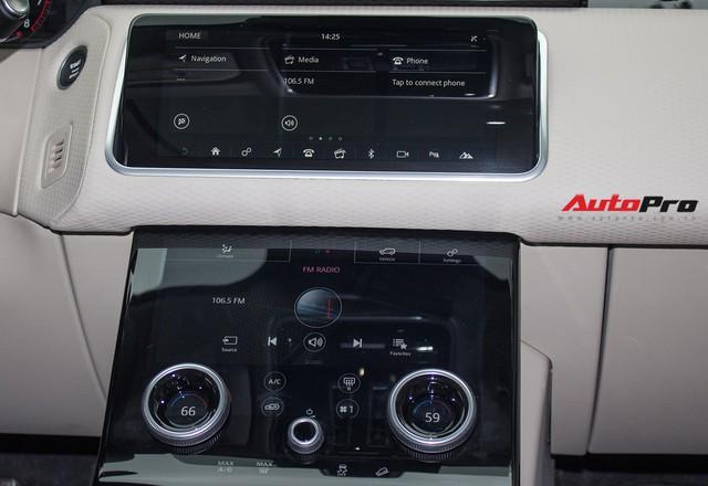 Chi tiết Range Rover Velar SE P250 R-Dynamic đầu tiên tại Hà Nội - Ảnh 18.