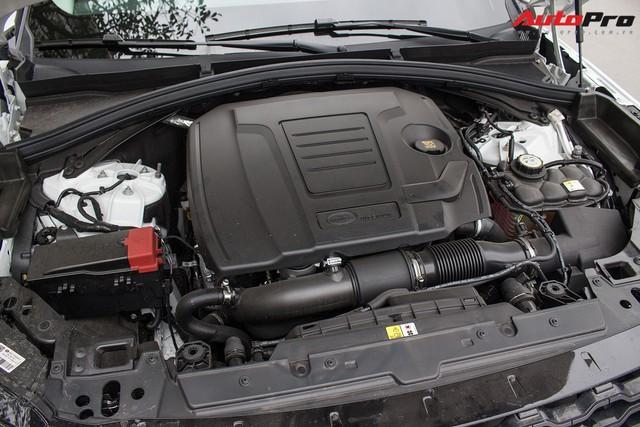 Chi tiết Range Rover Velar SE P250 R-Dynamic đầu tiên tại Hà Nội - Ảnh 2.