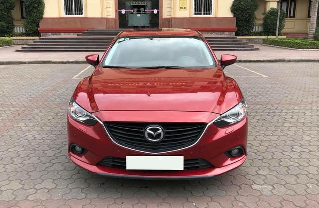 Mazda6 2.0 2014 lăn bánh gần 50.000km rao bán lại giá hơn 750 triệu đồng - Ảnh 2.