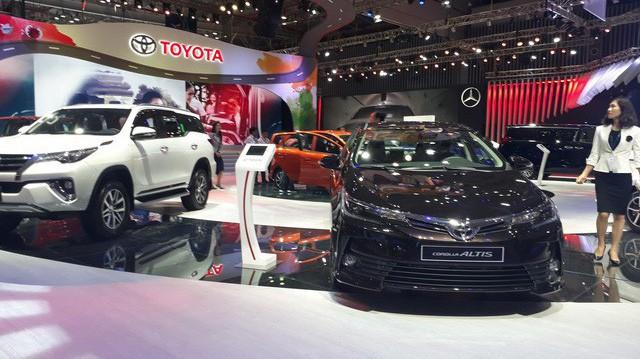 Ai được lợi khi Toyota, Honda ngừng xuất khẩu xe sang Việt Nam sau Nghị định 116?
