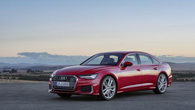 Audi A6 thế hệ mới chính thức ra mắt - Ảnh 1.