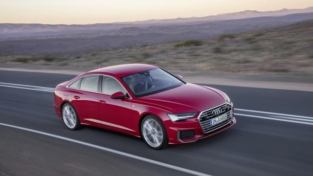 Audi A6 thế hệ mới chính thức ra mắt - Ảnh 2.