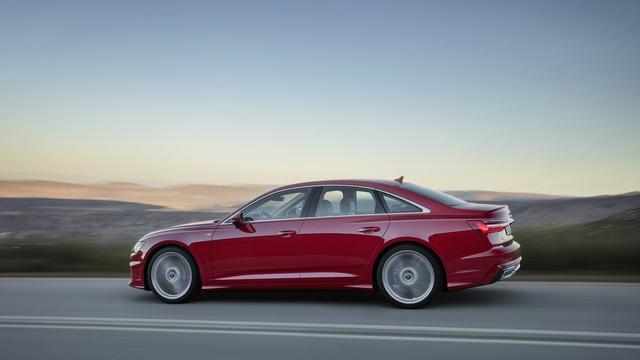 Audi A6 thế hệ mới chính thức ra mắt - Ảnh 4.