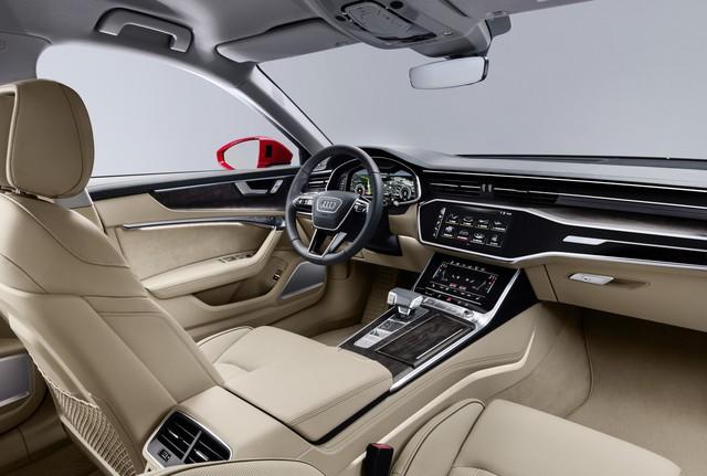 Audi A6 thế hệ mới chính thức ra mắt - Ảnh 7.
