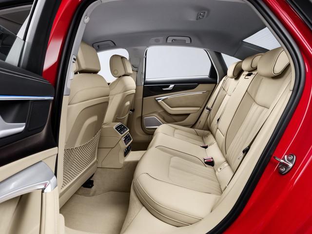 Audi A6 thế hệ mới chính thức ra mắt - Ảnh 5.