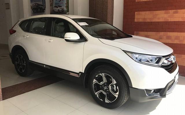 Lộ giá tạm tính Honda CR-V khi áp thuế nhập khẩu 0% - ngang Mazda CX-5 - Ảnh 1.