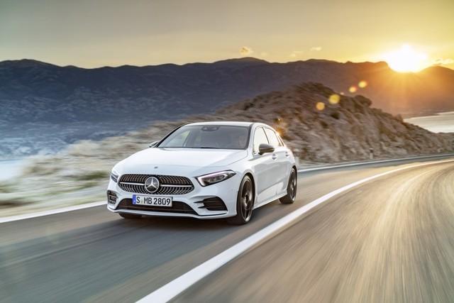 Mercedes-Benz ra mắt A-Class 2019 với nhiều điểm nhấn cao cấp - Ảnh 19.