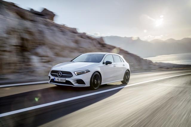 Mercedes-Benz ra mắt A-Class 2019 với nhiều điểm nhấn cao cấp - Ảnh 21.