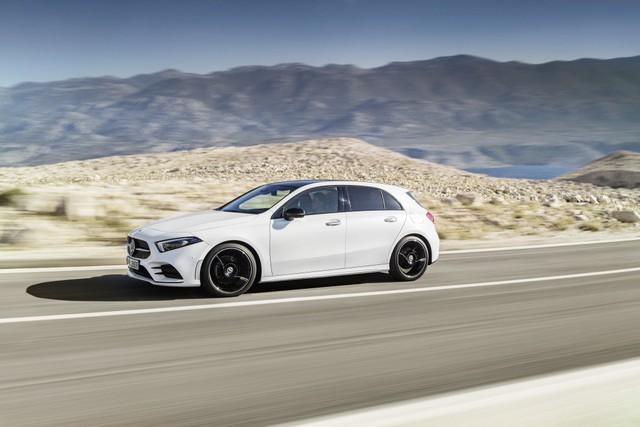 Mercedes-Benz ra mắt A-Class 2019 với nhiều điểm nhấn cao cấp - Ảnh 22.