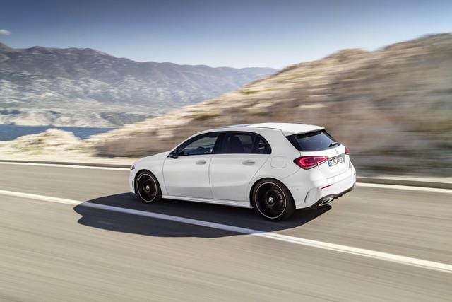 Mercedes-Benz ra mắt A-Class 2019 với nhiều điểm nhấn cao cấp - Ảnh 20.