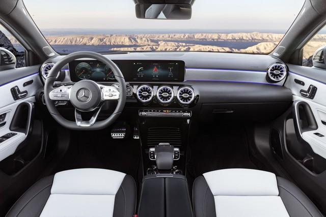 Mercedes-Benz ra mắt A-Class 2019 với nhiều điểm nhấn cao cấp - Ảnh 3.